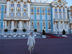 "Catherine Palace ""Front Door"""
