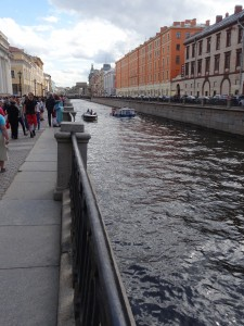 "St Petersburg ""Venice of the North"""