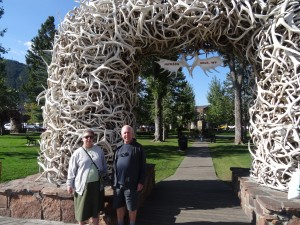 Town Square, Jackson Hole, Wyoming